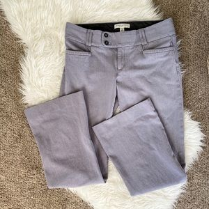 Banana Republic Sloan Fit Bootcut Pant